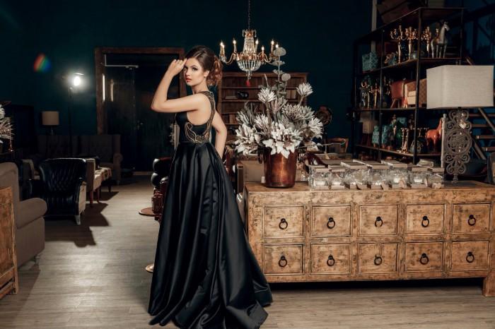 Кастинг для показа Анны Рамакаевой